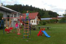 Spielplatz Aussenanlage